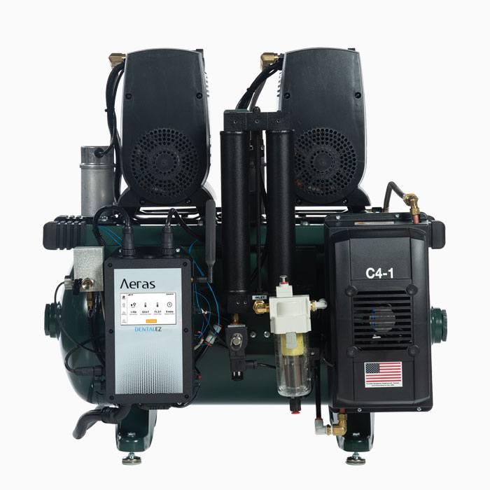Aeras dental air compressor