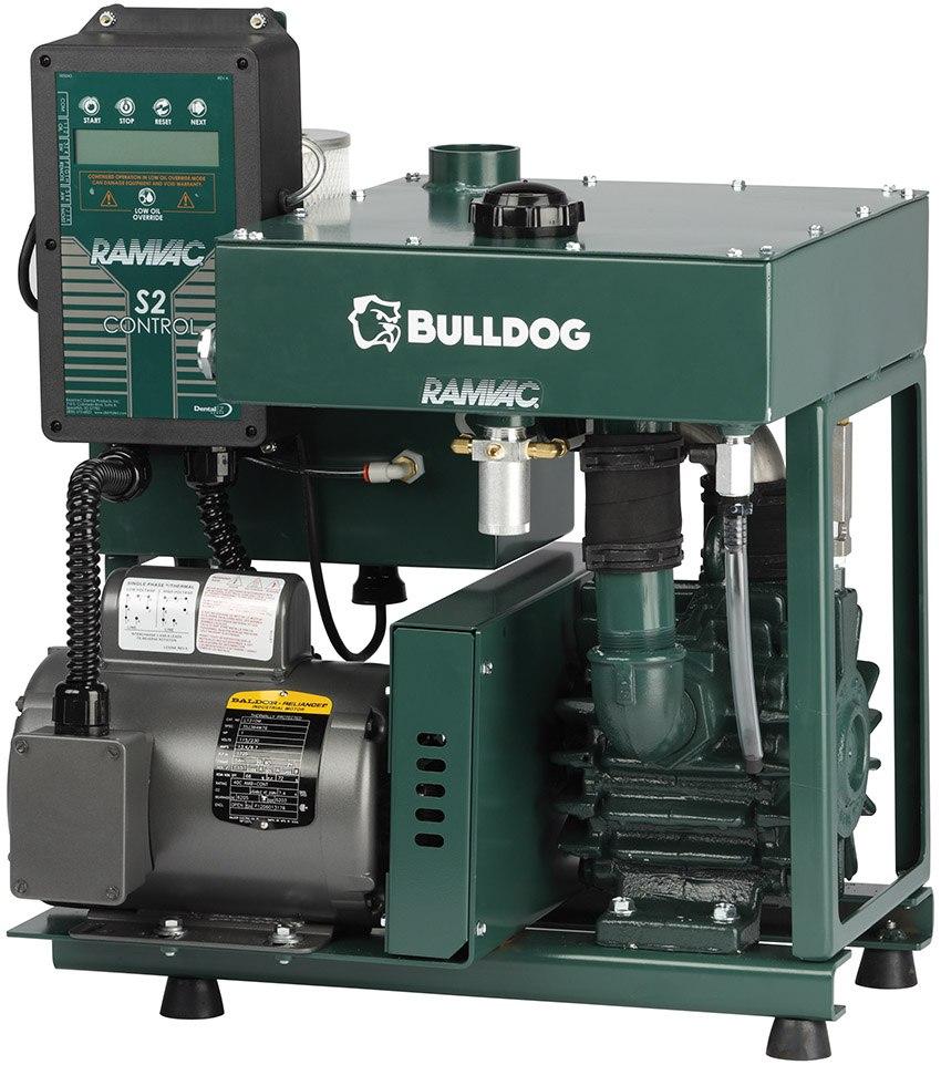 Bulldog Dry Vacuum