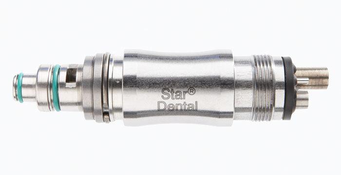 Star dental swivel