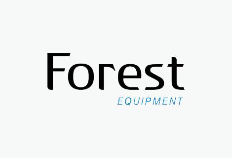 Forest equipment logo