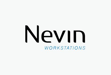 Nevin workstations logo