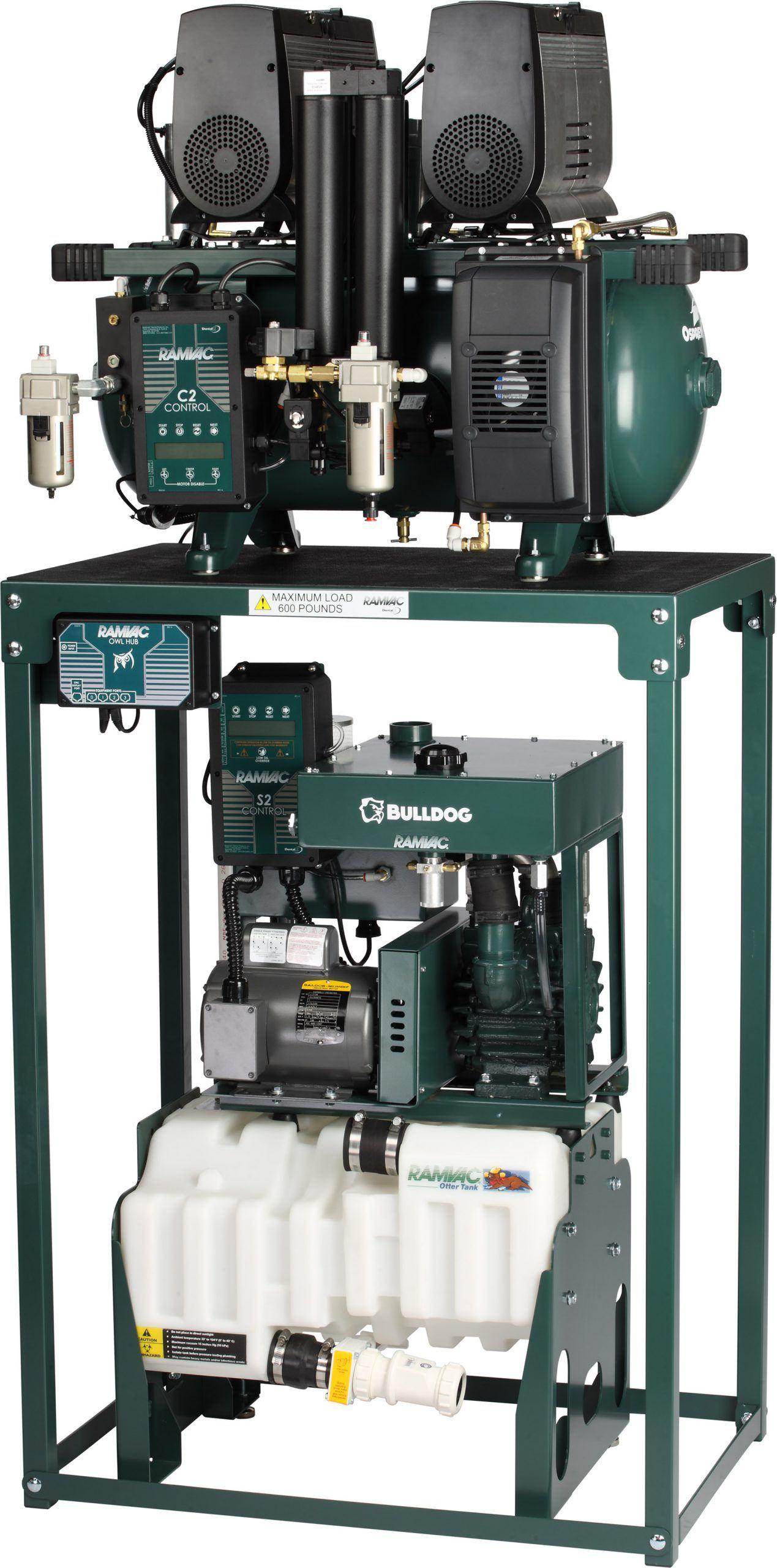Ramvac Compressor Stand