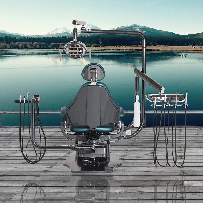 Forest Equipment Pivot Chair