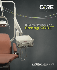 Download CORE Operatory Package Brochure