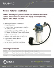Download Ramvac Master Water Control