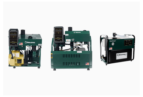 Ramvac dry vacuum models