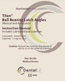 Download Ball Bearing Latch Angles Instruction Manual