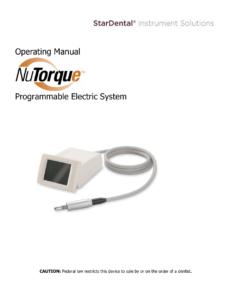 Download NuTorque User Manual