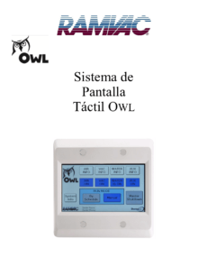 Download OWL Touch Manual (Spanish)