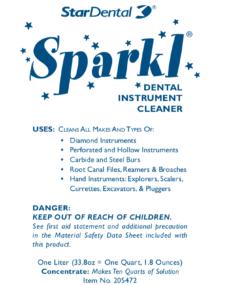Download Sparkl Dental Instrument Cleaner