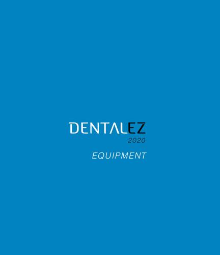Download 2020 DENTALEZ Equipment Catalog