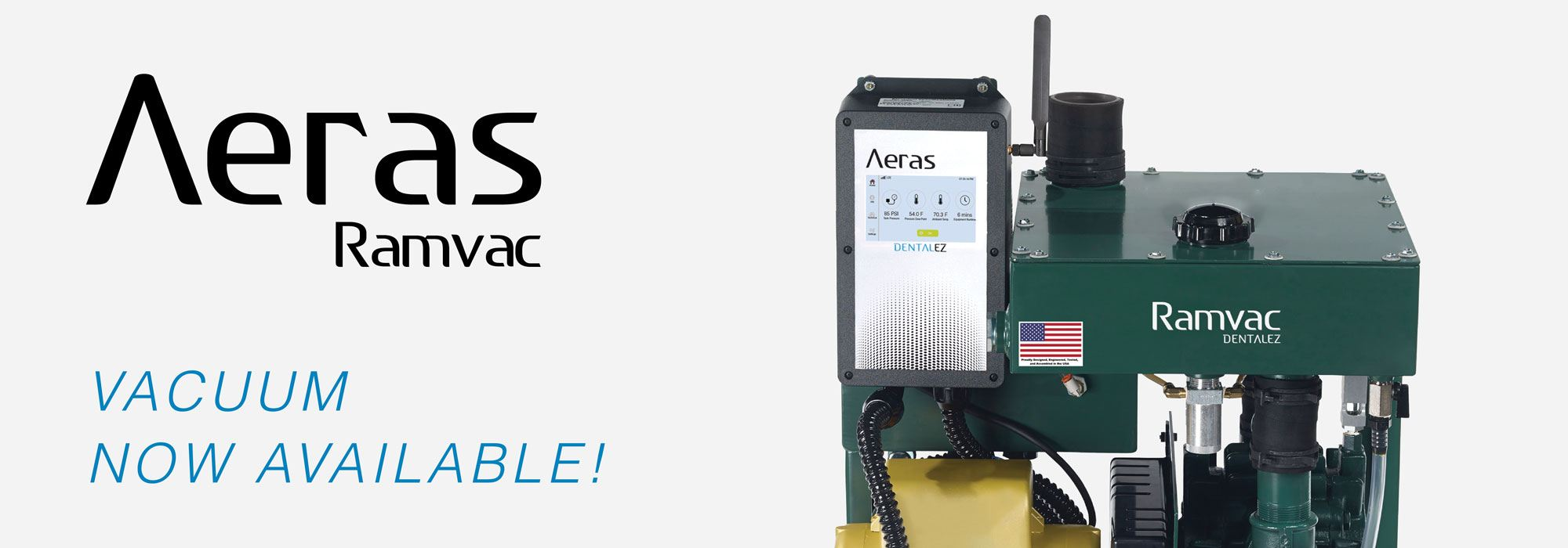 Aeras Vacuum Dental Equipment