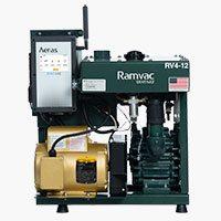 Ramvac Dry Vacuums