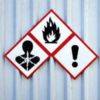 SDS - safety data sheets