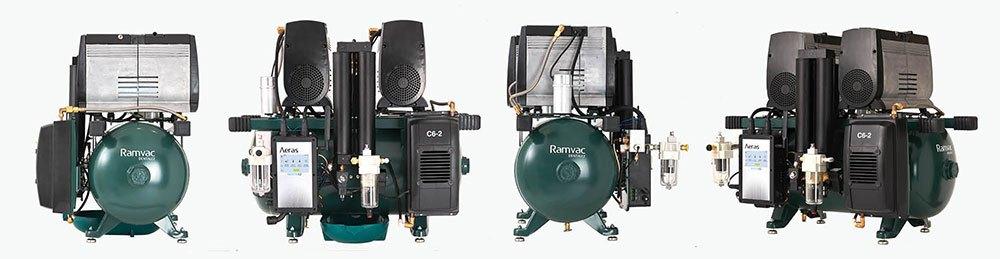 Different Compressor Angles