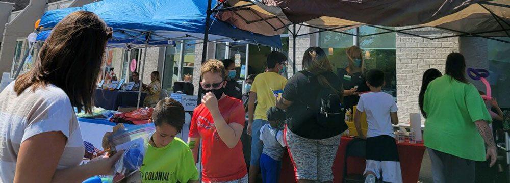 Kids Smile event